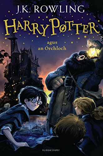 Harry Potter agus an órchloch