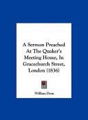 A Sermon Preached at...