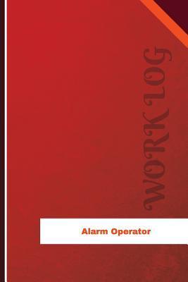 Alarm Operator Work Logbook