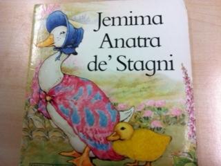 Jemima Anatra de' Stagni