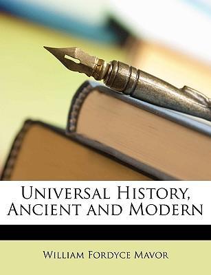Universal History, A...