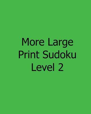 More Sudoku Level 2