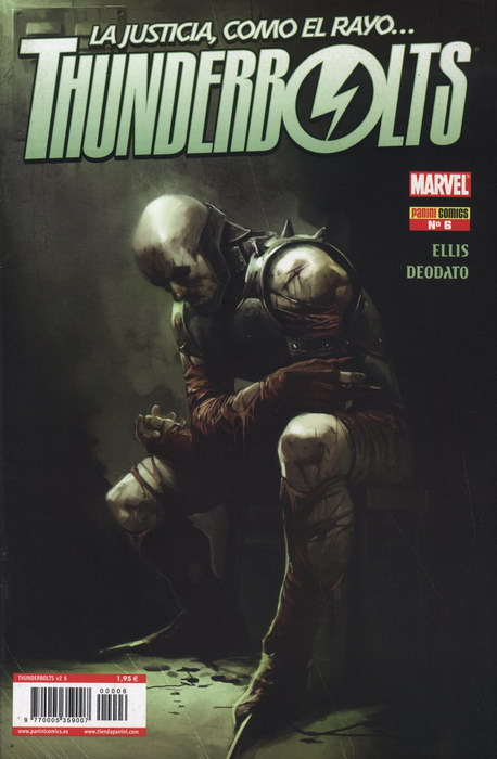 Thunderbolts Vol.2 #6 (de 24)