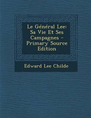 Le General Lee