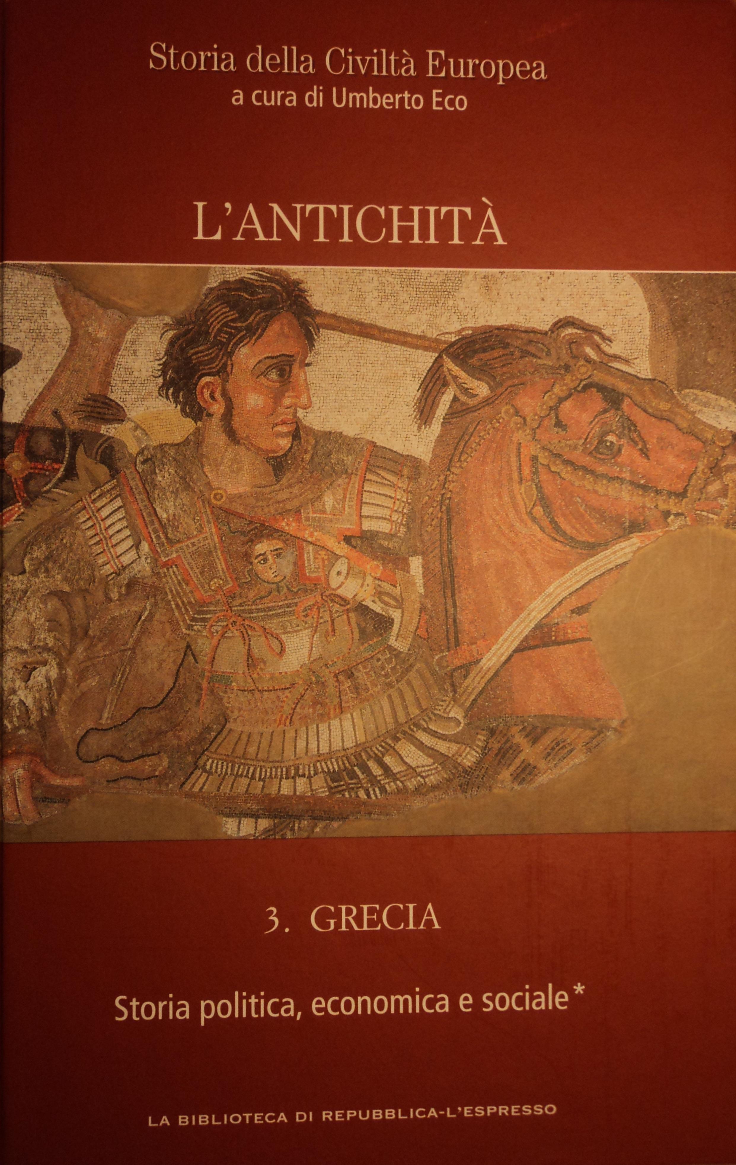 Storia della civiltà europea Vol. 3