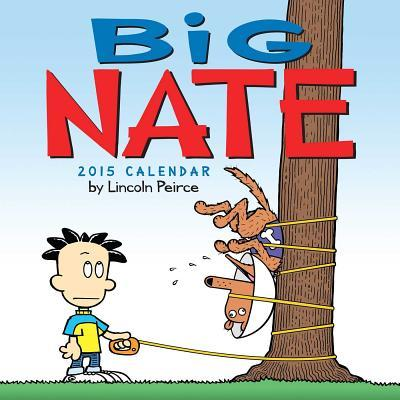 Big Nate 2015 Calendar