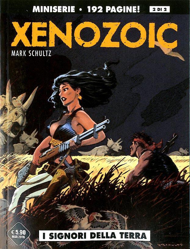 Xenozoic n. 2