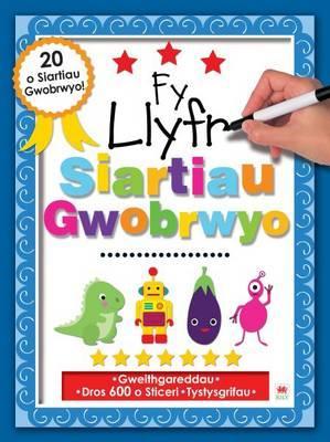 Fy Llyfr Siartiau Gw...