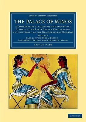 The Palace of Minos 4 Volume Set in 7 Pieces