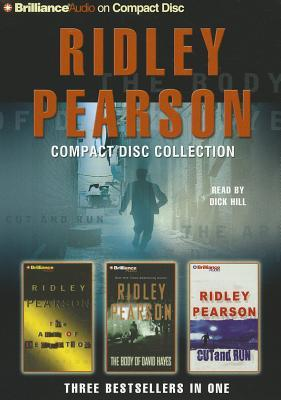Ridley Pearson Compact Disc Collection