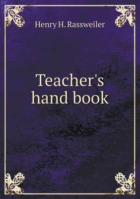 Teacher's Hand Book