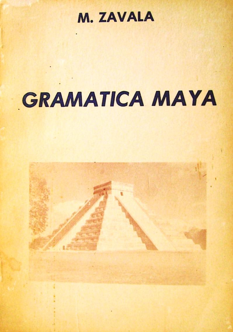 Gramática Maya