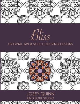 Bliss Adult Coloring Book