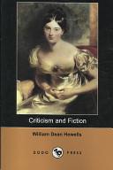 Criticism and Fictio...