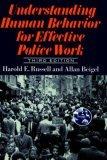 Understanding Human Behavior for Effective Police Work