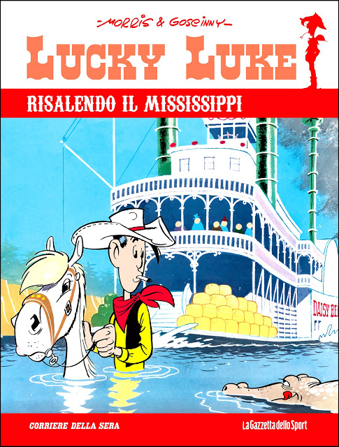 Lucky Luke Gold Edition n. 30