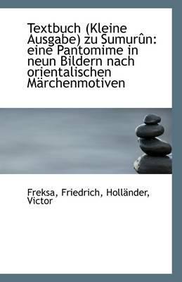 Textbuch (Kleine Ausgabe) Zu Sumur N