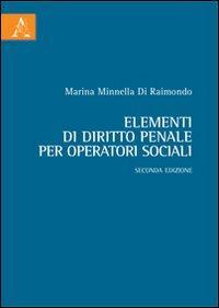 Elementi di diritto penale per operatori sociali