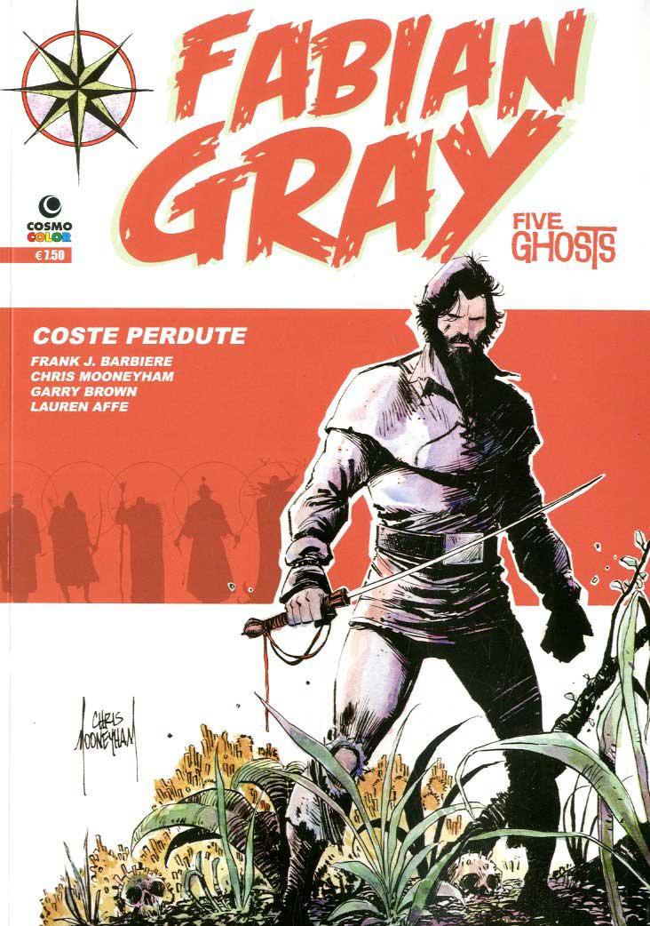Fabian Gray - Five Ghosts vol. 2