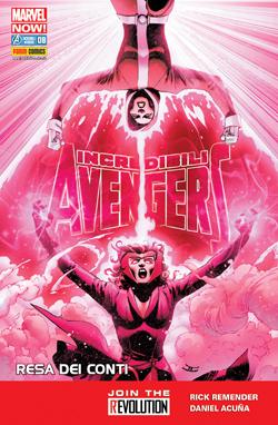 Incredibili Avengers #9