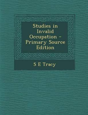 Studies in Invalid O...