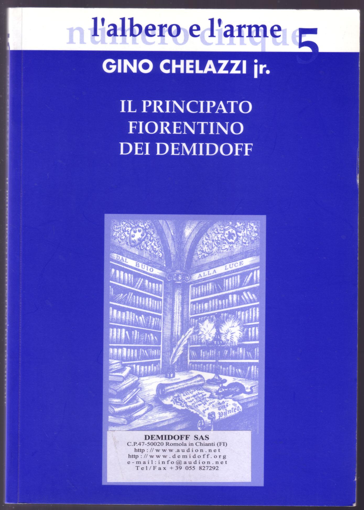 Il principato fiorentino dei Demidoff