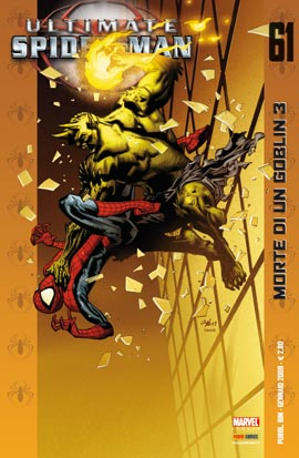 Ultimate Spider-Man n. 61