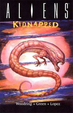 Aliens - Kidnapped - L'uovo infetto