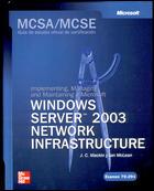 MCSA/MCSE (Exam 70-291)