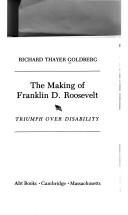 The making of Franklin D. Roosevelt