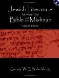 Jewish Literature Between The Bible And The Mishnah, with CD-ROM, Second Edition