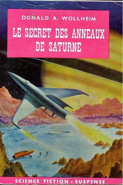 Le secret de saturne