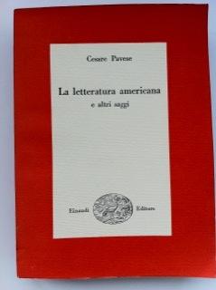 La letteratura americana e altri saggi