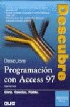 Descubre programación con Access 97