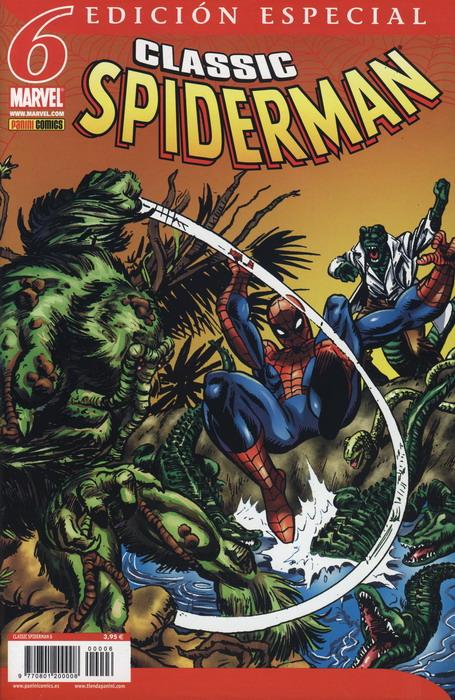 Classic Spiderman #6...