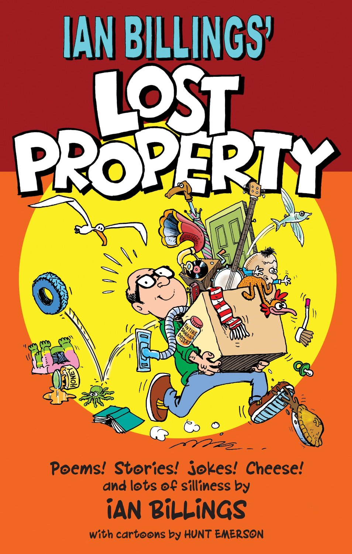 Ian Billings' Lost property