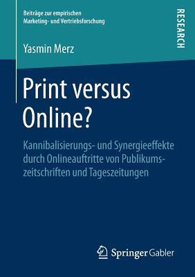 Print Versus Online?