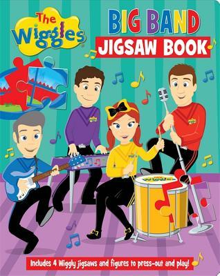The Wiggles Big Band Jigsaw Book