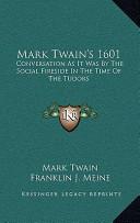 Mark Twain's 1601