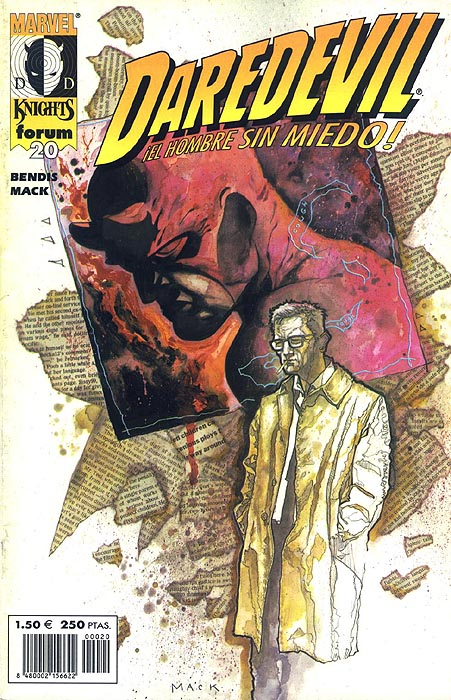 Marvel Knights: Daredevil Vol.1 #20 (de 56)