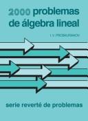 2000 problemas de álgebra lineal