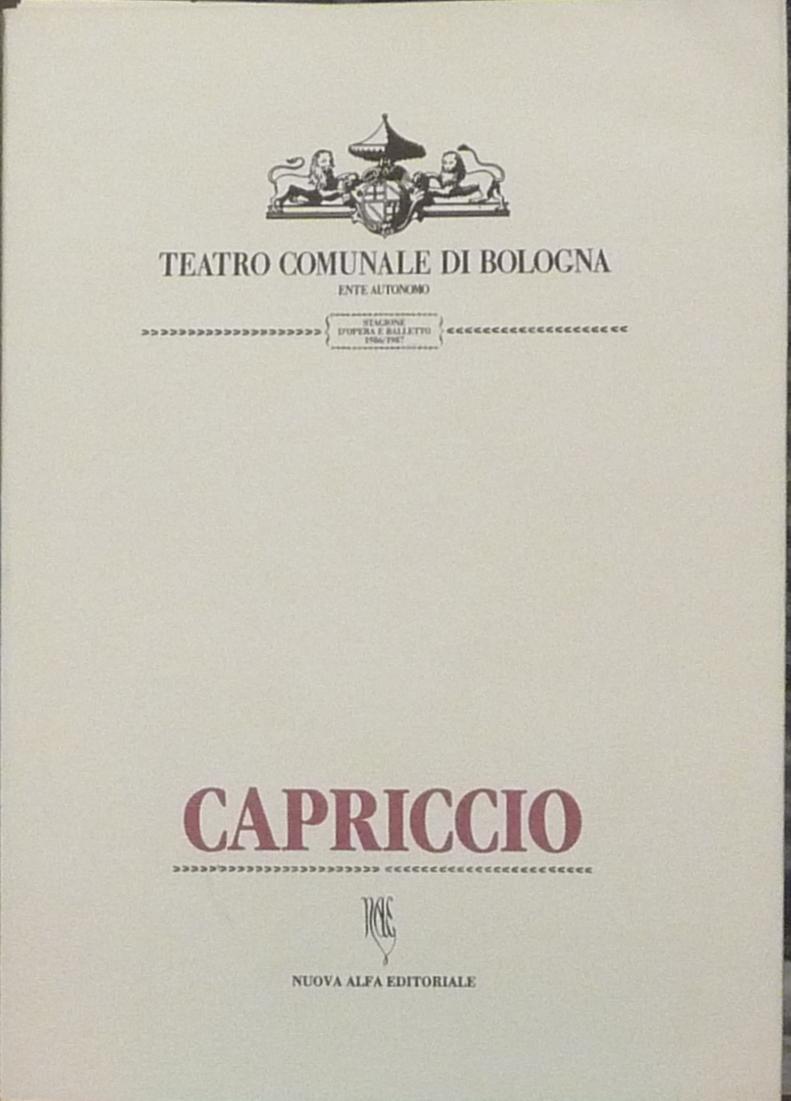 Capricio - R. Strauss