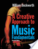 A Creative Approach to Music Fundamentals [With Access Code]