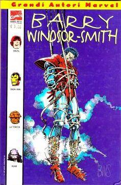 Grandi Autori Marvel: Barry Windsor-Smith