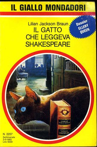 Il gatto che leggeva Shakespeare