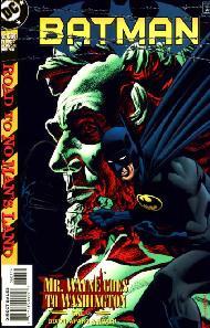 Batman - 1999: Fuga da Gotham City