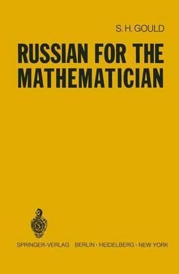 Russian for the Mathematician