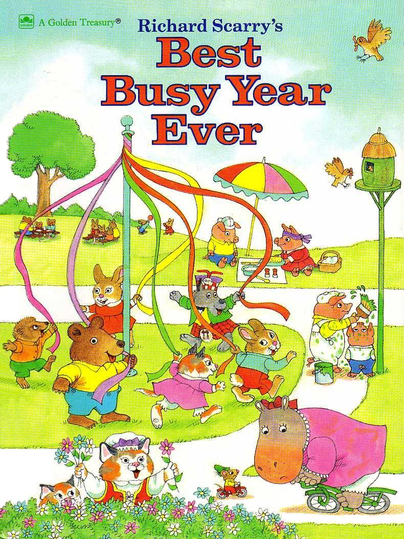 Best Busy Year Ever