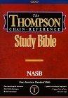 Thompson NASB Chain Reference Bible