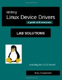 Writing Linux Device Drivers: Lab Solutions